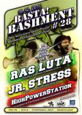Ras Luta und Junior Stress